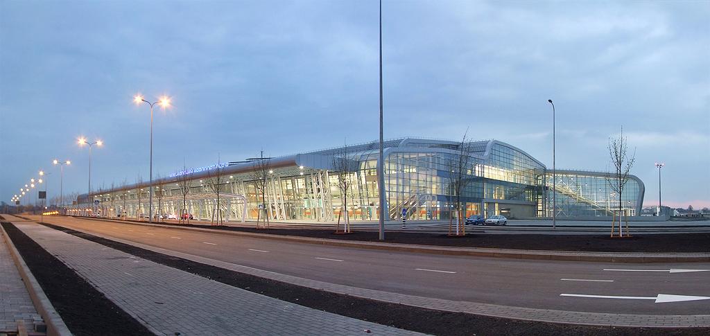 Ukraine for You - Lviv airport